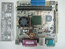 VIA EDEN Mini ITX Motherboard MODEL : EPIA-800 with 256meg ram -- OLD SCHOOL FUN
