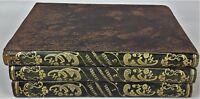 GREAT POLAR DISCOVERIES. TOMOS I, II AND III. IMP. J. MATAS. BARCELONA. 1839.