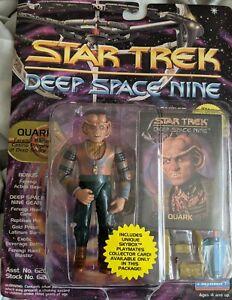 Star Trek Deep Space Nine Quark (Ferengi) Playmates action figure MOC