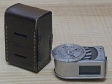 Metraewatt Metraphot: esposimetro per leica /e per tutten le altre a telemetro