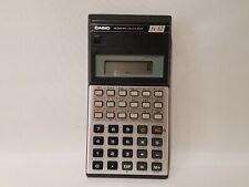 CASIO FX-82 -  Vintage 1986 Scientific Fraction Calculator DBC4?