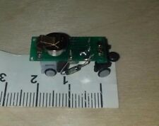 Z scale car system 1:220 with magnetic tape carsystem