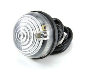 LAND ROVER SERIES II / IIA / III & DEFENDER UP TO 95 FRONT SIDE LAMP 12V RTC5012