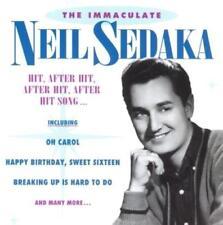 NEIL SEDAKA - The Immaculate (CD 1999) EXC Best of / Greatest Hits