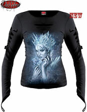 Spiral Long Sleeve Fitted Regular Size for Women