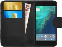 G-Shield® Luxury Leather Magnetic Flip Wallet Case Cover For Google Pixel XL