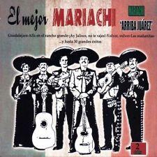 EL MEJOR MARIACHI - ARRIBA JUAREZ - 2CDS [CD]