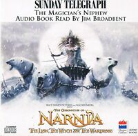 The Chronicles Of Narnia - The Magicians Nephew -  Audio CD N/Paper