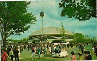 Vintage Postcard - General Electric Pavilion Exhibit Building Un-Posted #6152