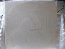 The Beatles - White Album (Capitol) SWBO-101 bc has wear - vinyl is M- / poster!