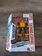 Netflix Transformers War For Cybertron BUMBLEBEE Walmart Exclusive