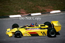 Emerson Fittipaldi Fittipaldi F5A Brazilian Grand Prix 1979 Photograph