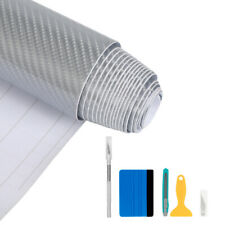 6D Lackschutzfolie - transparent durchsichtig - 30 x 300 cm flex Auto Folie DHL