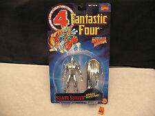 "Marvel Fantastic 4 Four SILVER SURFER 5"" Action Figure 45103 NEW 1994 ToyBiz"
