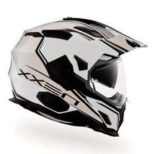 29 casco NEXX XD1 XDS1 Dual Sport VOYAGER WHITE SAND taglia M 57-58 Carbonio