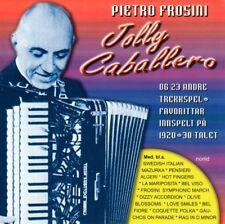 "Pietro Frosini - ""Jolly Caballero"" - 24 Selections (ACCORDION) CD"