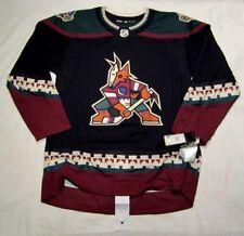 ARIZONA COYOTES KACHINA size 52 Large Adidas NHL Hockey Jersey Authentic - 3rd