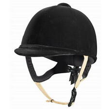 Caldene Tuta PAS Junior Riding Hat size 6 3/8 - 52cm Black