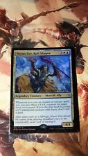 MTG CCG Battle For Zendikar SEALED Prerelease Promo FOIL Noyan Dar, Roil Shaper