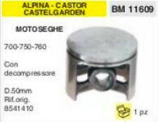8541410 PISTON CHAINSAW ALPINA CASTELGARDEN CARROLL 700 750 760 Ø45 decompressor