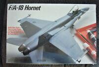 Testors F/A-18 Hornet 1/48 Scale Model Kit Sealed