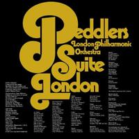 PEDDLERS AND THE LONDON PHILHARMONIC ORCHESTRA – Suite London + extras Vinyl lp