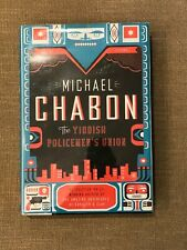THE YIDDISH POLICEMAN'S UNION, Michael Chabon, Signed First Edition. VF