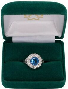 Sapphire Ring. Princess Of Monaco Collection. Grace kelly