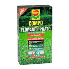 Compo Floranid Concime in Polvere per Prato e Tappeti erbosi Diserbante 3 kg