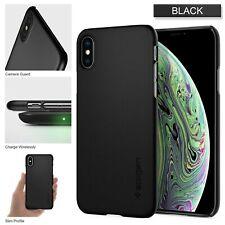 Spigen 064CS24864 Thin Fit for iPhone XR - Black