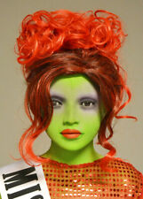 Beetlejuice Style Miss Argentina Bright Red Wig