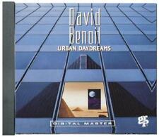 CD SALE!!! ~ DAVID BENOIT ~ URBAN DAYDREAMS ~ 10 GREAT JAZZ TRACKS!!