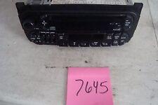 Dodge Chrysler Jeep oem pt cruiser  Radio CD Cassette Stereo P04858540AH