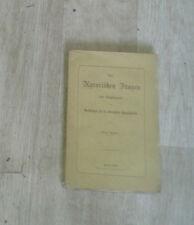 HOLDT (ou BOLDT ?) Otto. Die Agrarischen Fragen. Walther. Upolant. 1883.