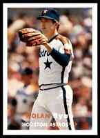 2010 Topps Vintage Leaders #29 Nolan Ryan HOF Houston Astros