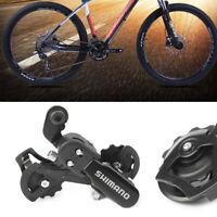 1x SHIMANO RD-TZ31 Rear Derailleurs Direct Mount 6-Speed-7-Speed For MTB Bike