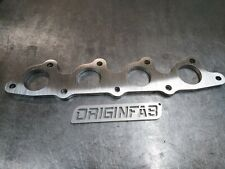 Ford 1.8 2.0 ZETEC EXHAUST Manifold Flange Plate 10mm STAINLESS STEEL