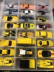 Hot Wheels & Matchbox Lot Wcase Lot#4