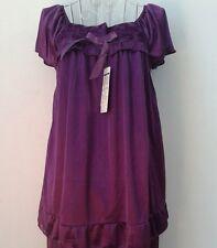 Birthday Christmas Gift Girl Woman Pajamas Set Silk Clothing Sleepwear & Robes