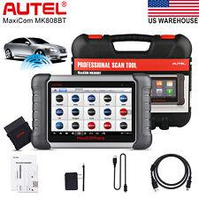 Autel MaxiCOM MK808BT Auto Diagnostic Tool Code Reader All System VS MK808 MX808