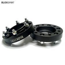 2X 30mm 6 Lug Hub Centric Wheel Spacers 6x5.5 for Toyota FJ Cruiser 2007-2014