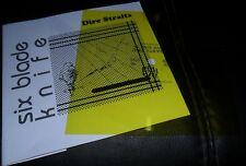 Dire Straits Russian Flexi Disc Vinyl Single Six Blade Knife Russia 80s 90s