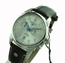 Roamer Swiss Made Men's Watch Chronograph Soleure 540951411605 New