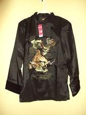 Silk Kung Fu Dragon Jacket