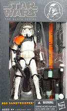 Hasbro Star Wars Series 1 Sandtrooper Action Figure