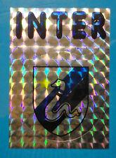 FIGURINA-STICKER PANINI SUPERCALCIO 1985/86-n.F-INTER SCUDETTO-New