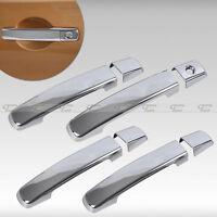 Fit for 12 11 10 09 Kia Forte//Cerato Chrome Door Handle Cover Trim Molding