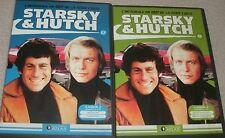 STARSKY & HUTCH VOL 17 18 SAISON 2 / 4 EPISODES LOT DE 2  DVD