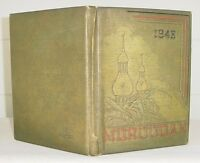 The 1948 Moroccan - University of Tampa Yearbook - Florida