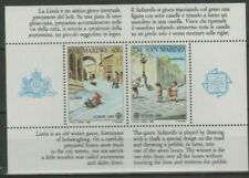 "Europa CEPT, Bloc de timbres "" Europa "" neuf MNH, bien"